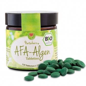 Ekologiczne Morskie Algi- Bio AFA -