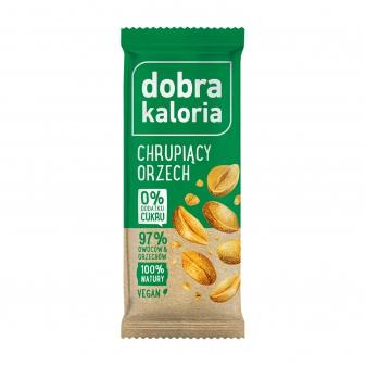 Baton chrupiący orzech Dobra Kaloria