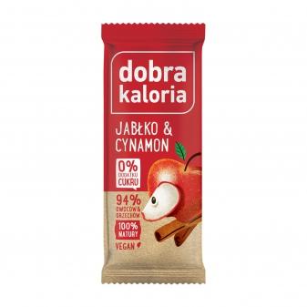 Baton jabłko-cynamon Dobra Kaloria