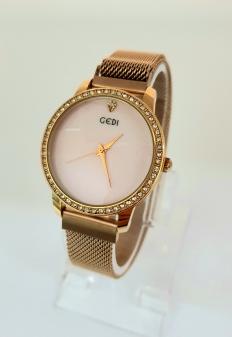 Damski zegarek z magnetycznym zapięciem
