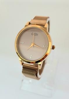 Damski zegarek z magnetyczną bransoletką