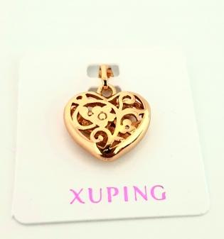 Zawieszka serce ażurowe Xuping
